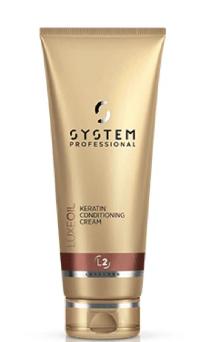 System Professional Fibra Luxeoil Keratin Conditioning Cream 200ml