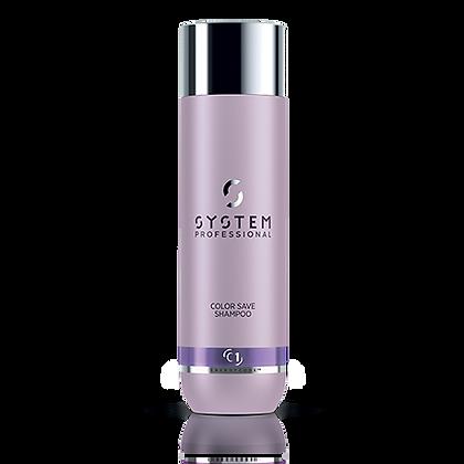 System Professional Color Save Shampoo 250ml