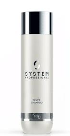 System Professional Silver Shampoo 250ml