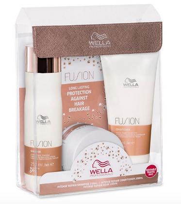 Wella Professionals Fusion Trio Pack 250ml, 200ml, 150ml