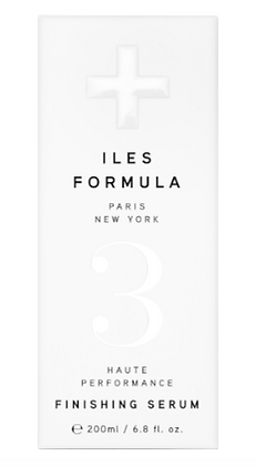 Iles Formula Haute Performance Finishing Serum 200ml