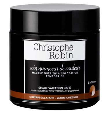 Christophe Robin Shade Variation Care – Warm Chestnut 250ml