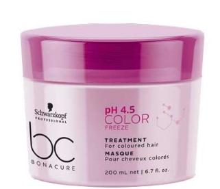 Schwarzkopf BC Bonacure pH 4.5 Color Freeze Treatment Mask 200ml