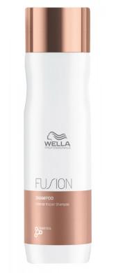 Wella Professional Fusion Intense Repair Shampoo 250ml