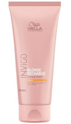 Invigo Blonde Recharge Warm Blonde Color Refreshing Conditioner 200ml