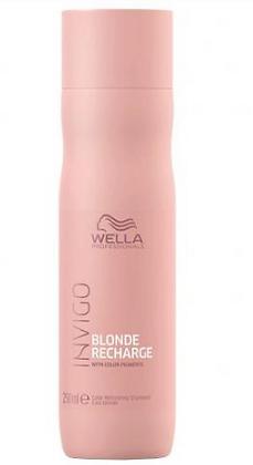Invigo Blonde Recharge Cool Blonde Color Refreshing  Shampoo 250ml