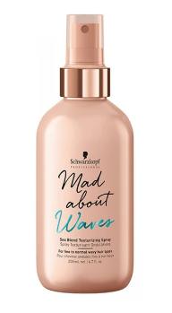 Schwarzkopf Mad About Waves Sea Blend Texturizing Spray 200ml