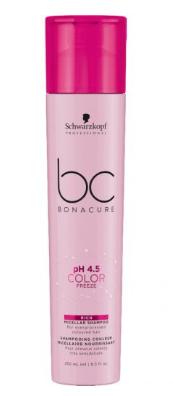 Schwarzkopf Bonacure BC Color Freeze Rich Shampoo 250ml