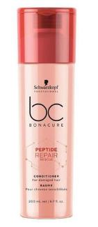 Schwarzkopf BC BONACURE Peptide Repair Rescue Conditioner 200ml