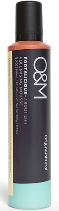 O&M Rootalicious Volumising Mousse 300ml