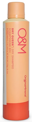 O&M Dry Queen Dry Shampoo 300ml