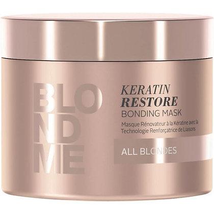 Schwarzkopf Keratin Restore Blonde Mask All Blondes 200ml
