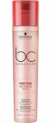 Schwarzkopf BC BONACURE Peptide Repair Rescue Shampoo 250ml