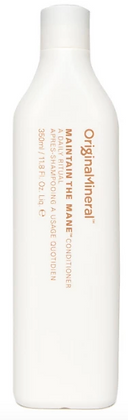 O&M Maintain The Mane Conditioner 350ml