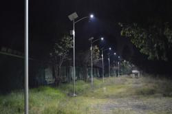 Alumbrado Público Solar