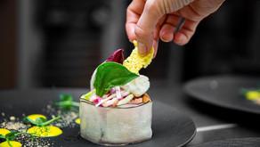 Restaurante vegano en Francia galardonado con una estrella Michelin