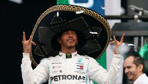El piloto vegano Lewis Hamilton gana el Gran Premio de México
