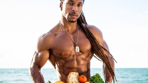 Fisicoculturista vegano desde 1998 explica cómo desarrollar músculo con su alimentación