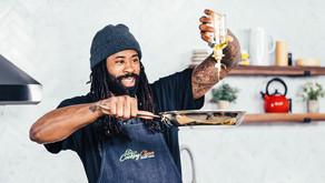 La estrella de la NBA DeAndre Jordan lanza programa de cocina vegana