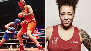 La boxeadora vegana Tammara Thibeault competirá en los Juegos Olímpicos de Tokio