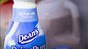 En quiebra Dean Foods, el mayor procesador de leche de vaca en EU