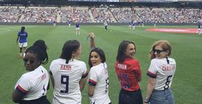 La actriz vegana Natalie Portman funda equipo de fútbol femenino