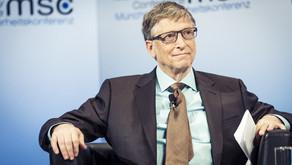 Bill Gates elogia a marcas veganas que combaten el cambio climático