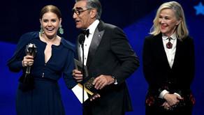 Primero los Golden Globes, y ahora los Critics' Choice Awards servirán todo vegano
