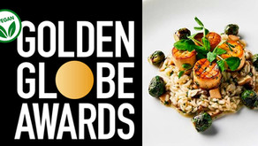 El menú de los Globos de Oro 2020 será 100% vegano
