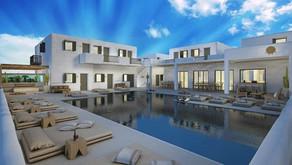 Grecia abrirá su primer hotel completamente vegano en Mykonos este verano