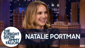 VIDEO: Jimmy Fallon elogia los videos de cocina vegana de Natalie Portman
