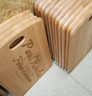 Beech chopping boards