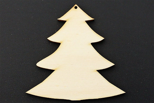 75mm poplar ply christmas tree