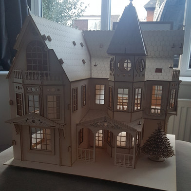 Dolls House front