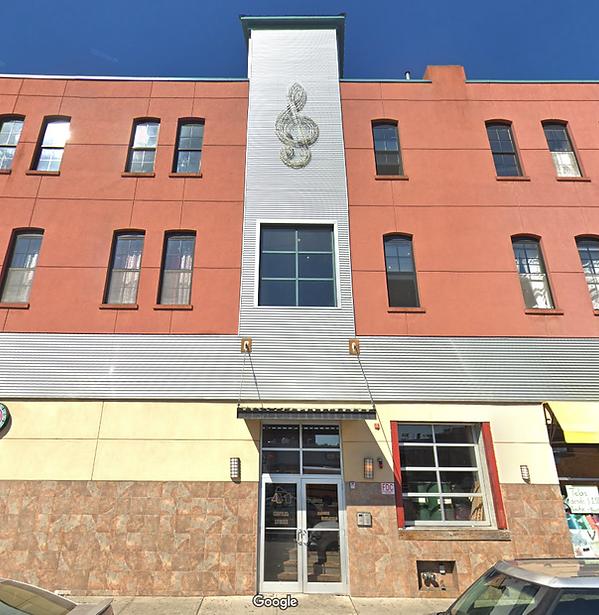 Home of Nibiru Sound Studios 47 Central Ave Passaic, NJ 07055