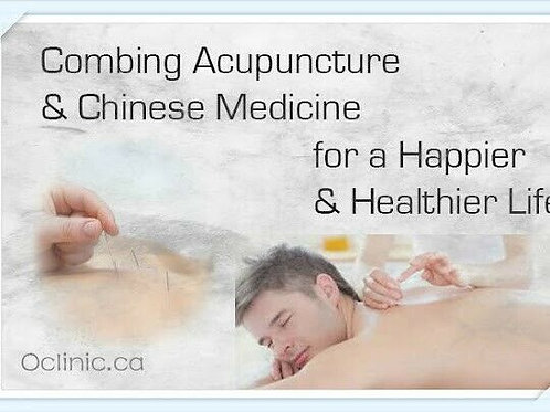Acupuncture for pain and other health conditions