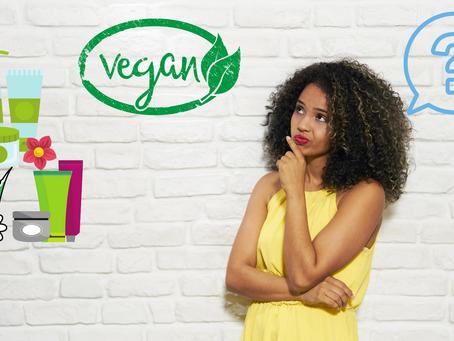 Como assim, cosmético vegano?