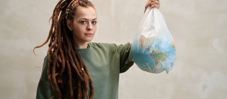 Consumindo o Planeta e a Indústria Cosmética