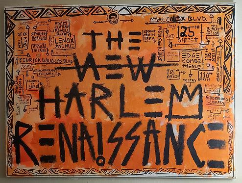 """The New HARLEM Renaissance """"PRINT"""""""
