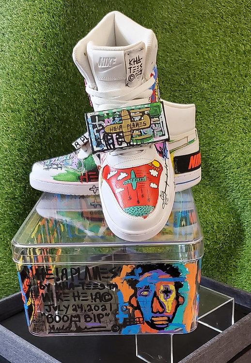 """""""HEIR"""" NIKE Sneakers"""