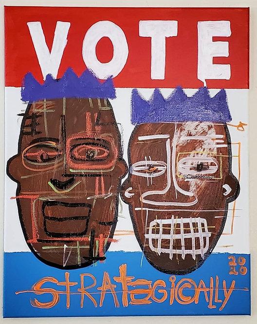 """""""VOTE STRATEGICALLY"""""""