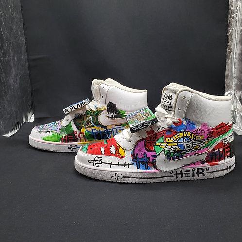 """""""Heir"""" Nike kicks"""
