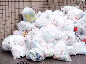 マンションのゴミ捨て場のルール違反を無くしたい