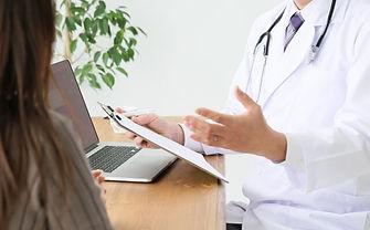 運動療法は医師と相談しながら行います
