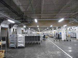 工場や倉庫の管理に