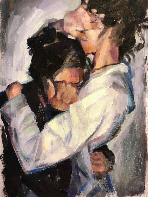 Hug your bestie