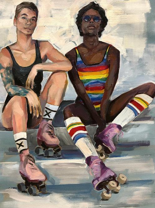 Roller Ladies