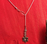 Lariat Style Necklace