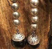 Danggling vintage earrings