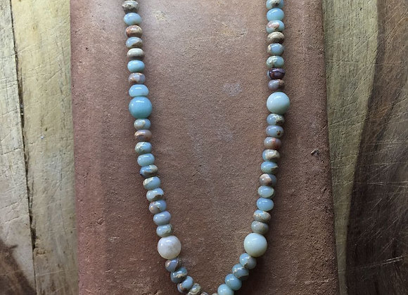 Jasper Necklace with